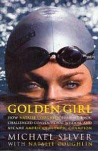 Natalie Coughlin - Golden Girl book cover