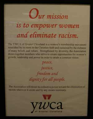 YWCA Mission Statement