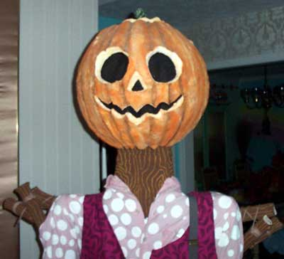 Jack the Pumpkin Head from Wizard of Oz