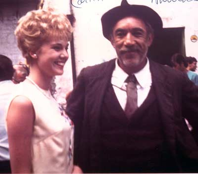 Anthony Quinn and Jenny Crimm