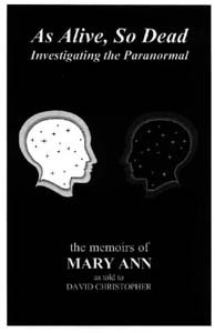 Mary Ann's book