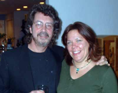 Michael Stanley and Sue Lanphear
