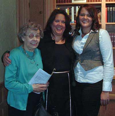 Mom Stone, Susan and Clare Lanphear